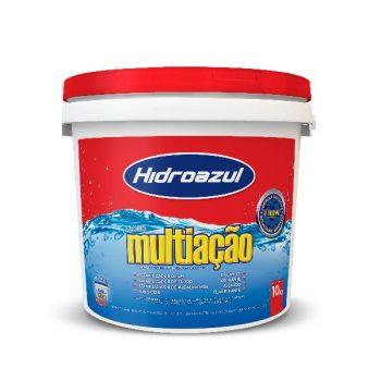 Cloro Multiação 10 Kg Hidroazul