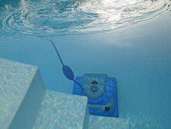 manutenção para piscina